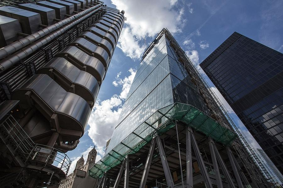 London's Leadenhall Building has reached practical completion and will officially open next spring