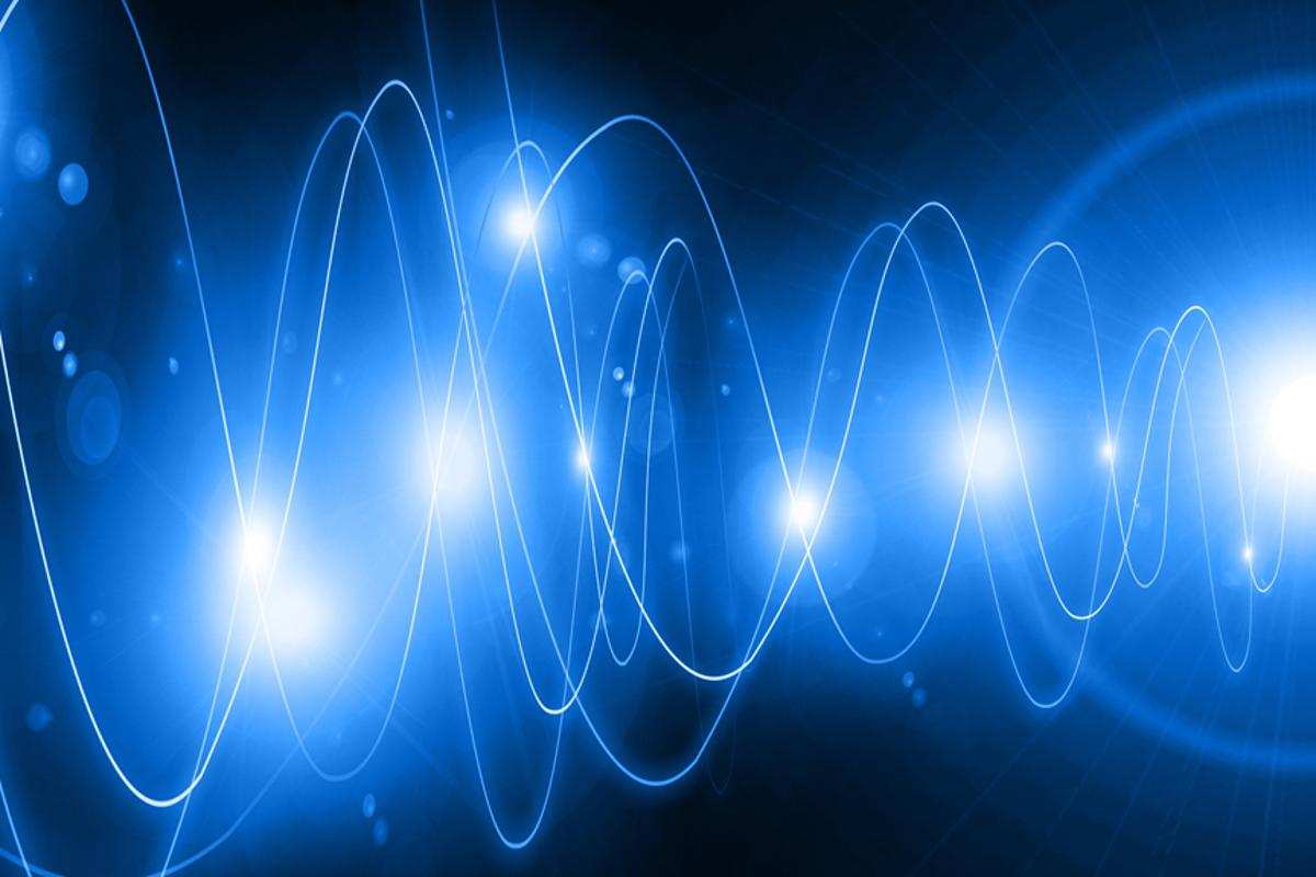 By using twisted beams of light, researchers have achieved data transmission speeds of up to 2.56 terabits per second (Image: Shutterstock)