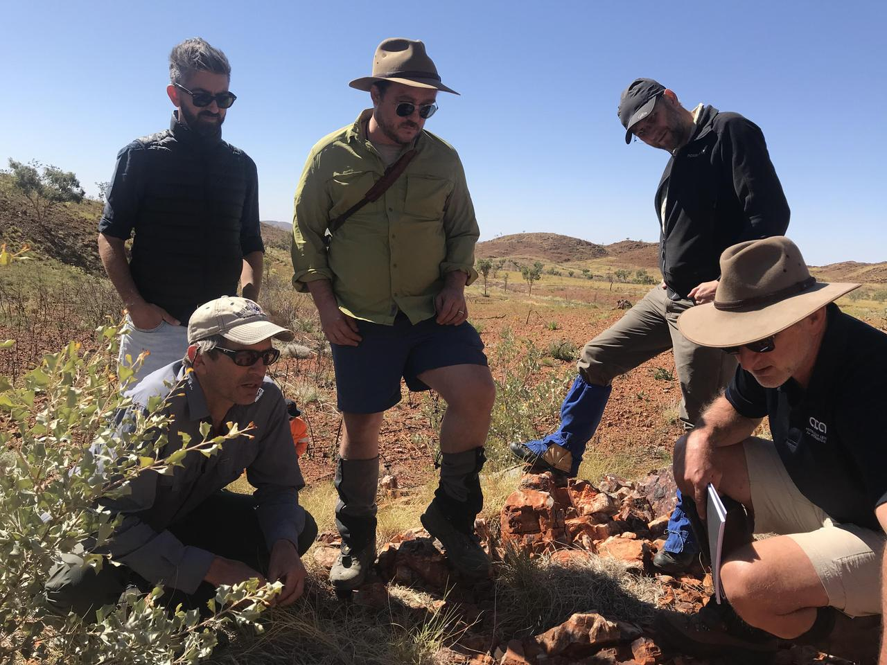 Scientists with NASA's Mars 2020 mission and the European-Russian ExoMars mission traveled to the Australian Outback to hone their research techniques before their missions launch to the Red Planet in the summer of 2020