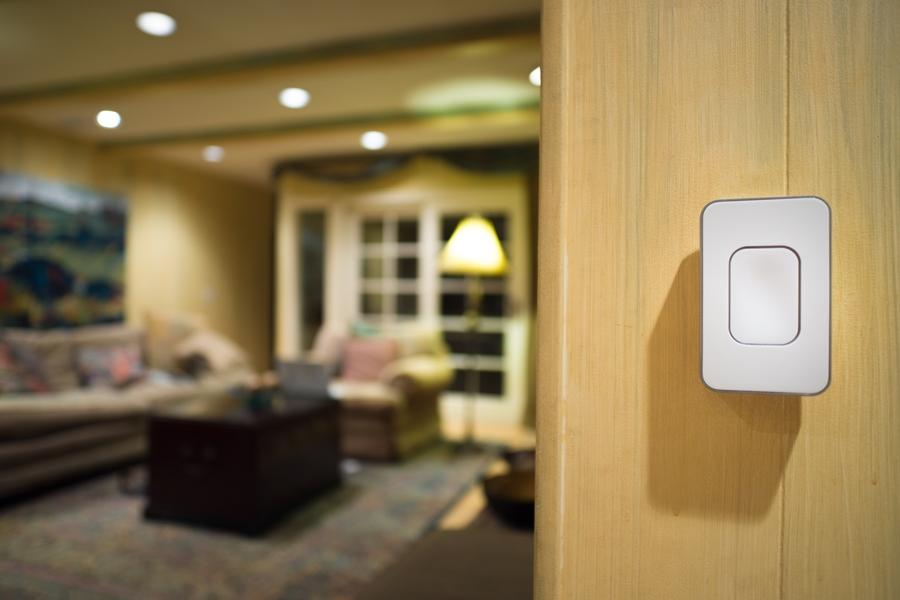 Switchmate is a new device that turns existing light switches into smart switches