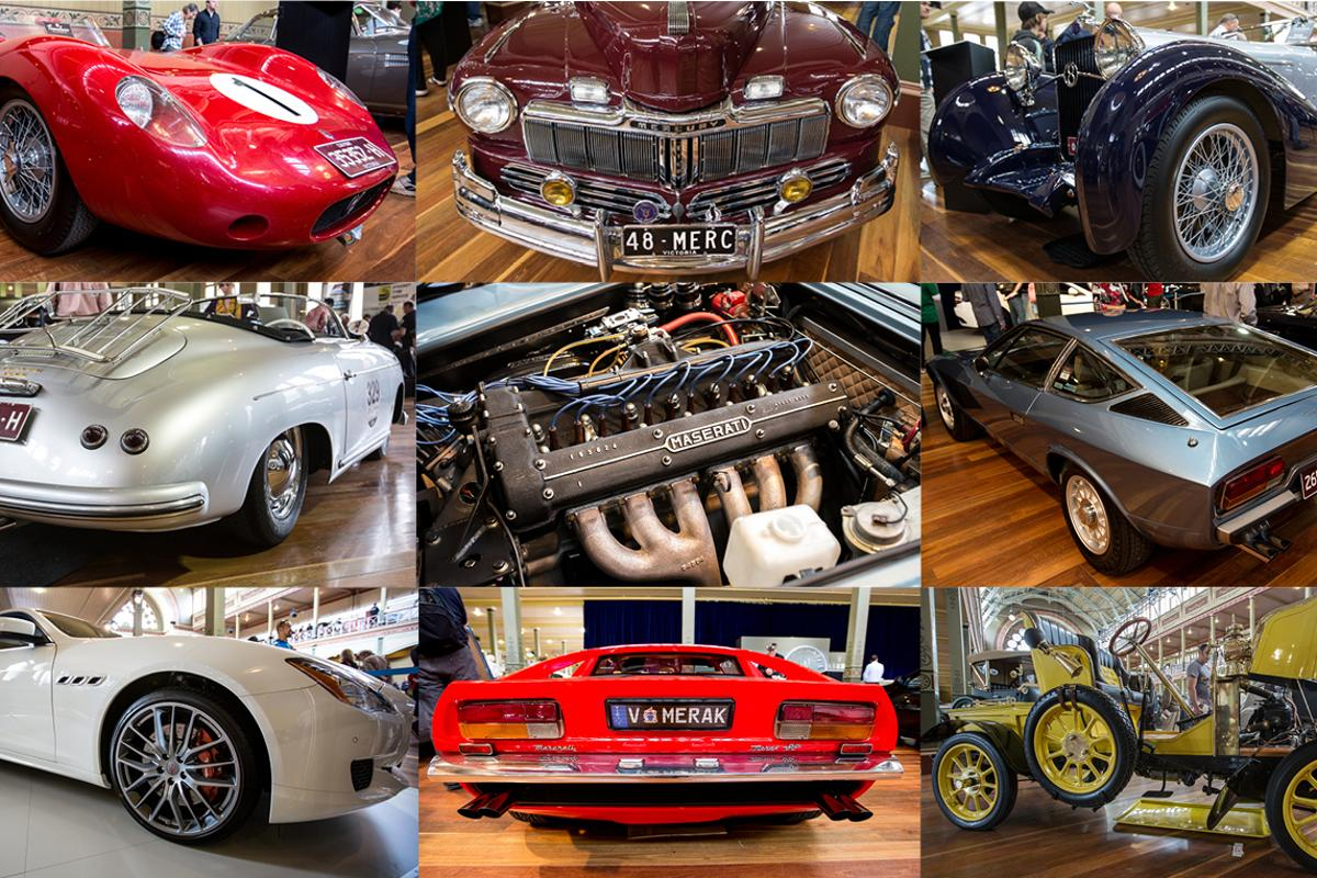 Motorclassica 2014 featured a stunning collection of rare and classic vehicles (Photo: Nick Lavars/Gizmag.com)