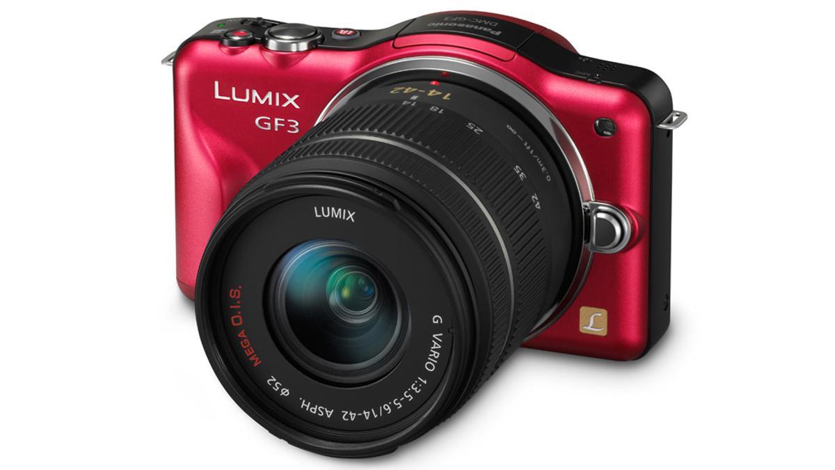 The Panasonic Lumix DMC-GF3