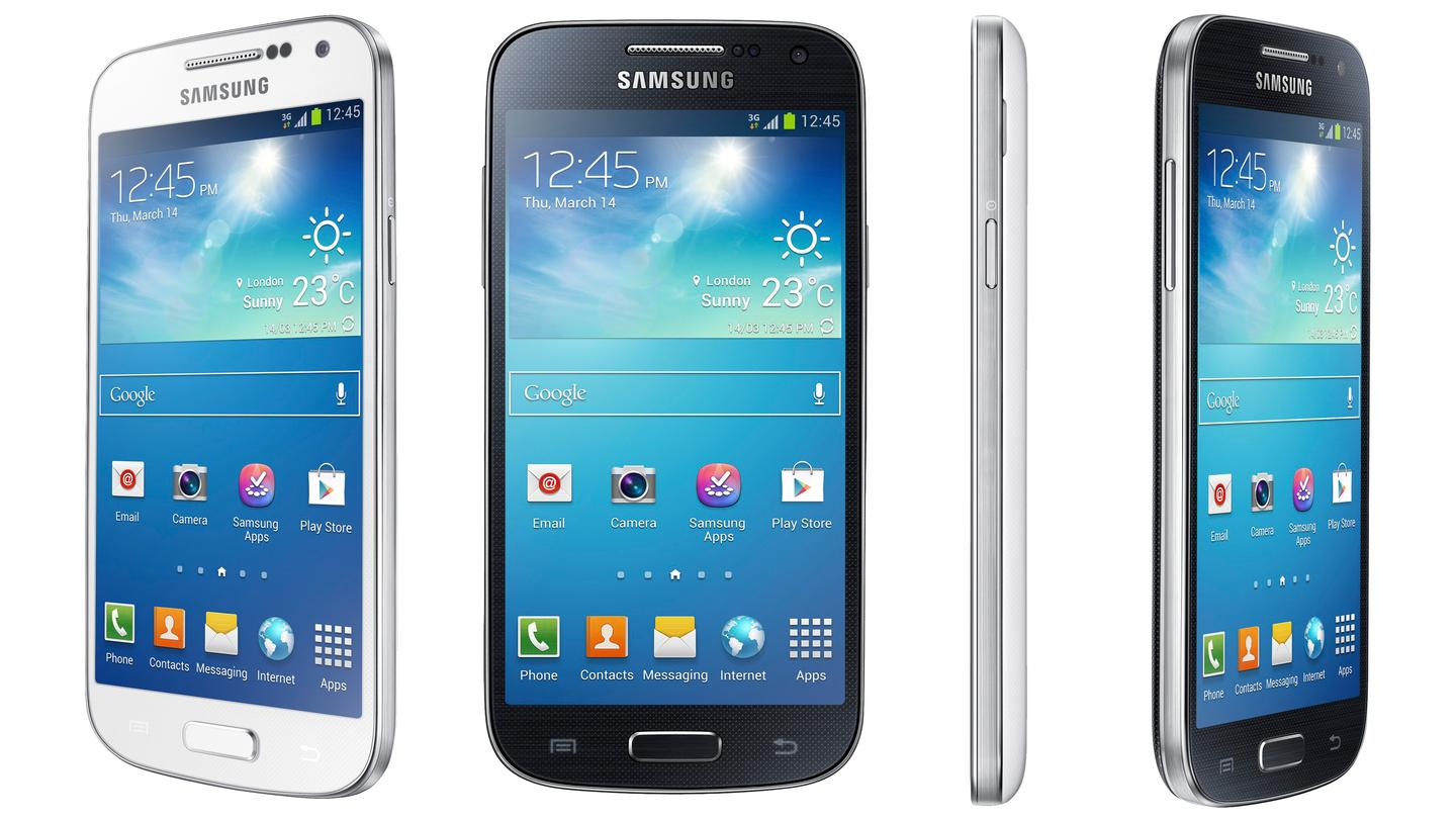 Samsung's new handset is a more pocket-friendly alternative to the full-size S4