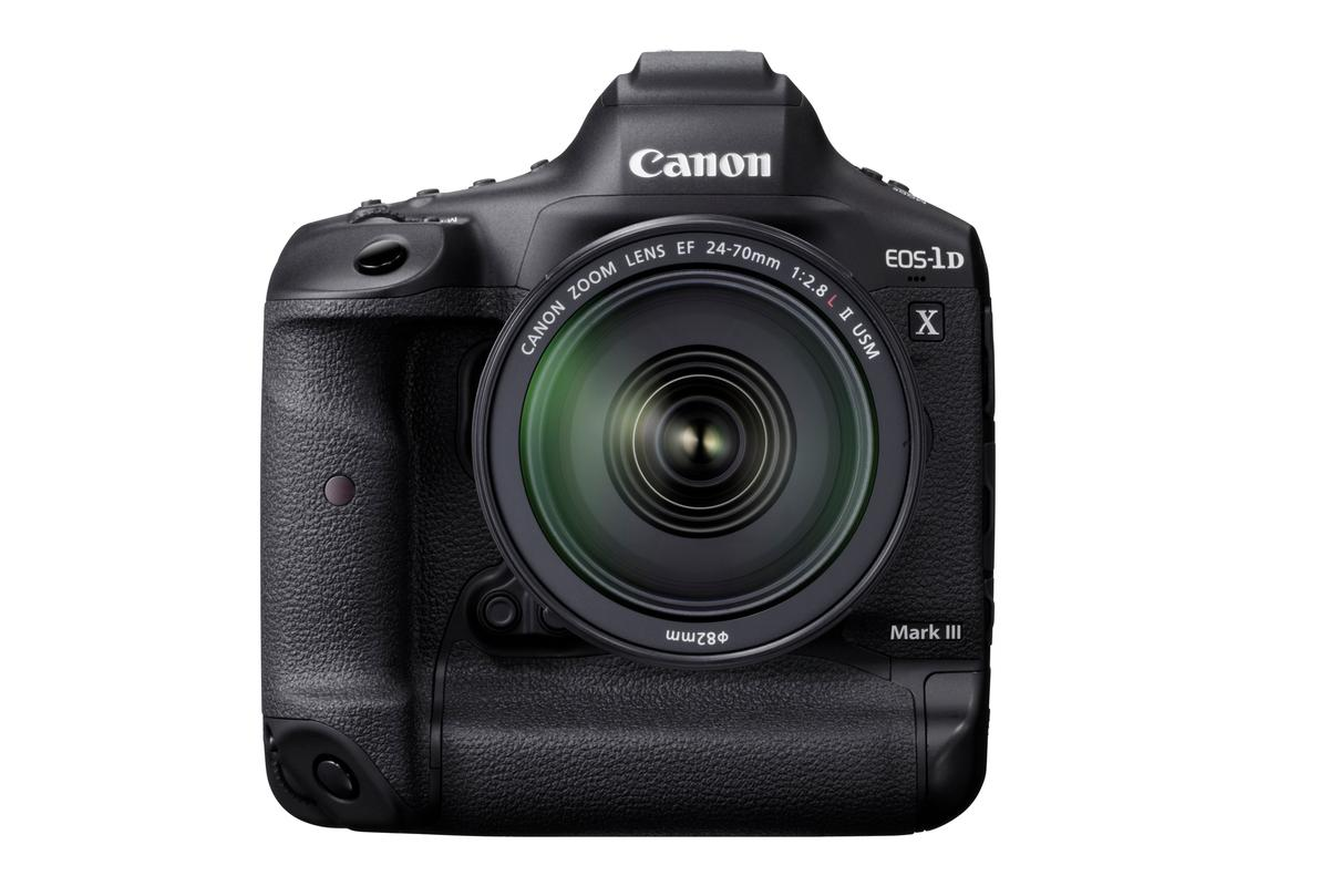 The flagship EOS-1D X Mark III will come in a weather-sealed magnesium allot body with familiar ergonomics