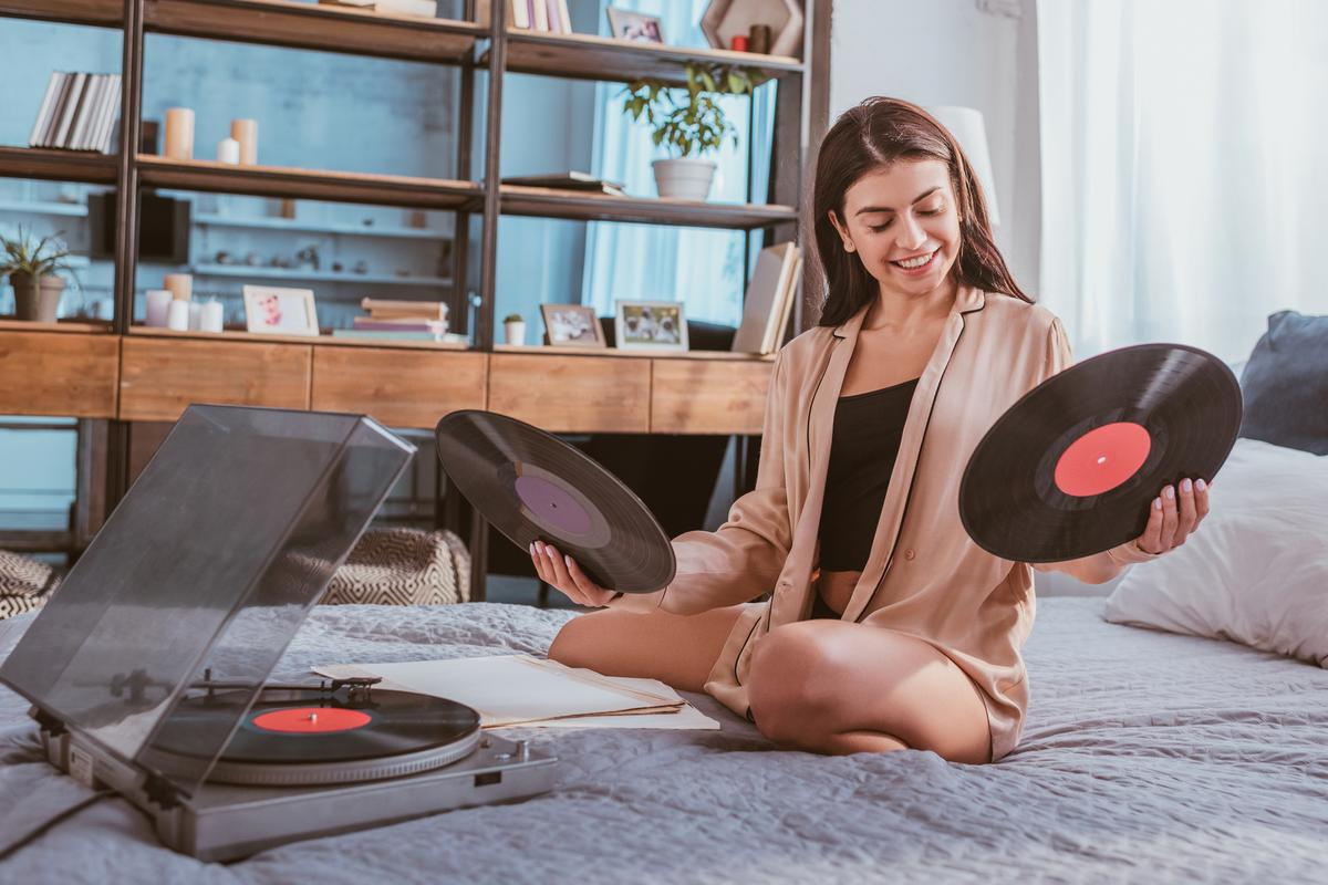 A new report reveals CD sales plummeted across the first half of 2020, while vinyl experienced modest growth