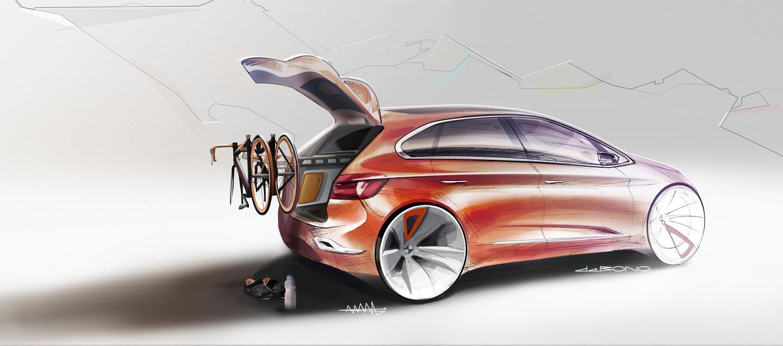 The BMW Concept Active Tourer Outdoor