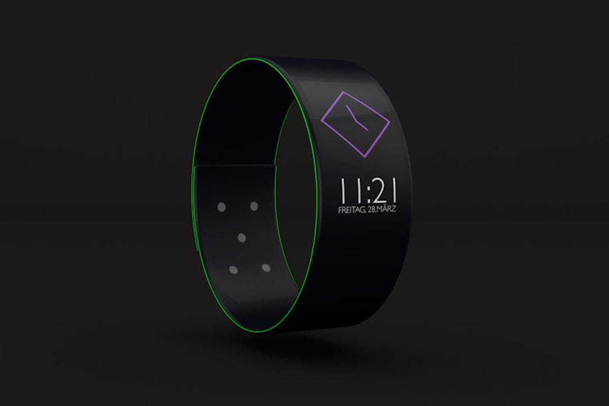 The Vidameter is an ambitious smartband that aims to take a hand in fitness, well-being and safety