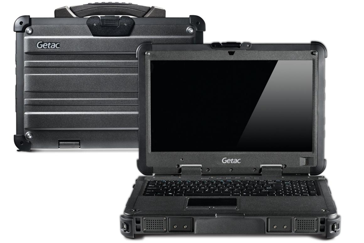 Getac's new ultra-rugged flagship notebook, the X500