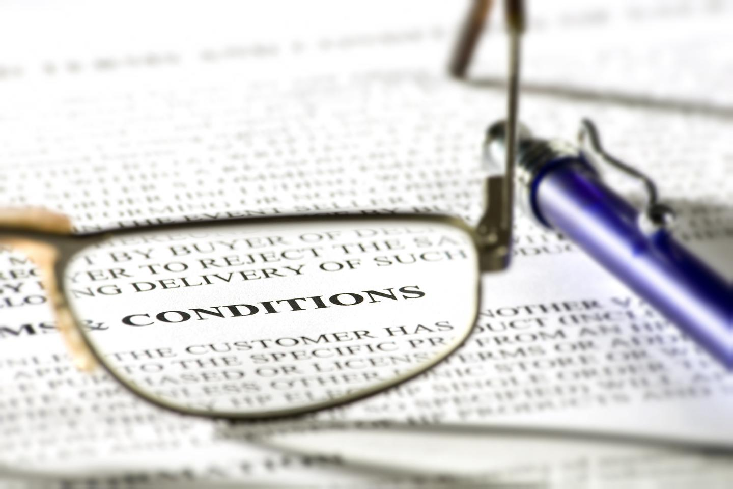 User rights inititative ToS;DR aims to bring transparency to website terms of service (Photo: Vlad Mereuta/Shutterstock)