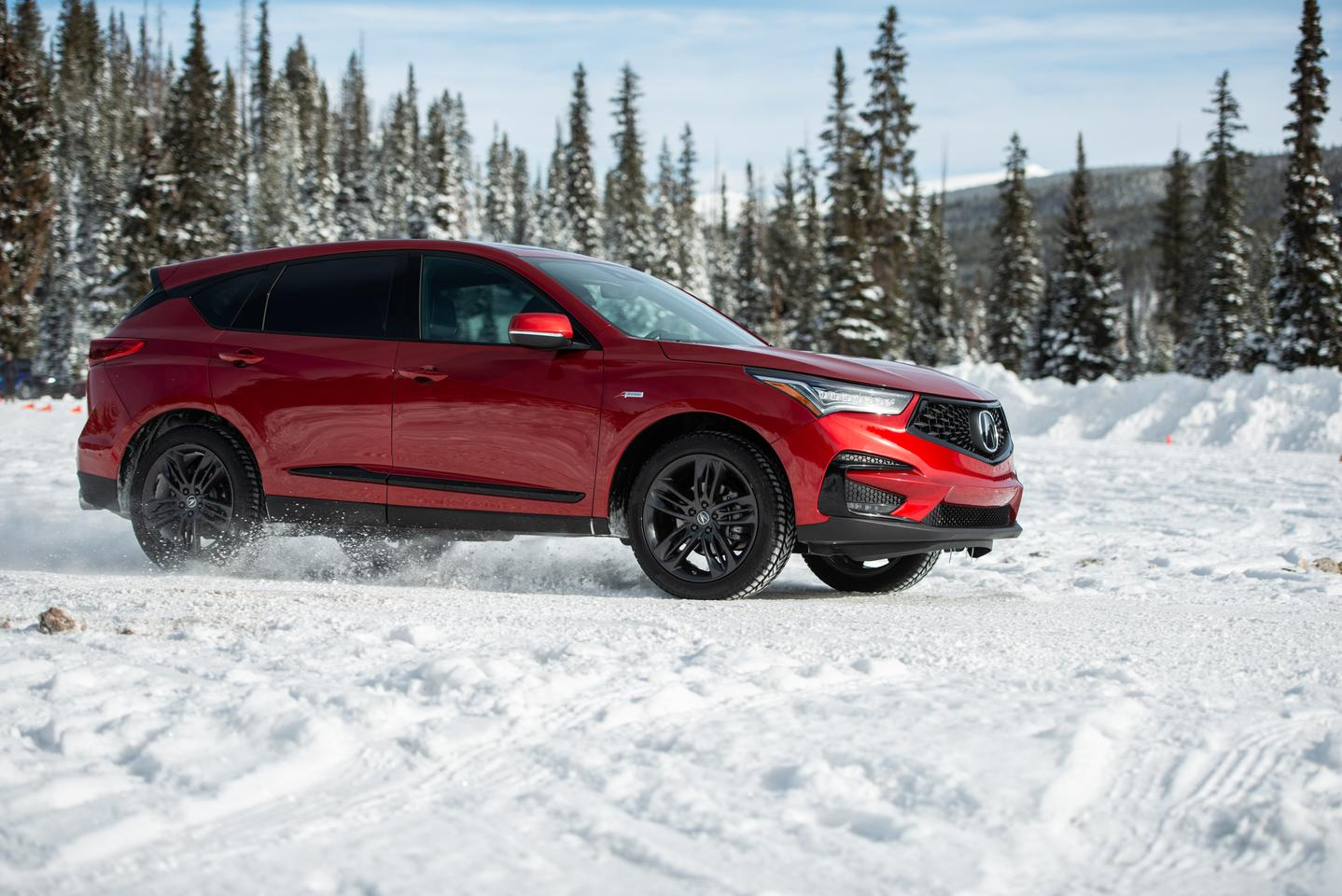 The 2019 Acura RDX A-Spec is a sports car hiding in a crossover's body