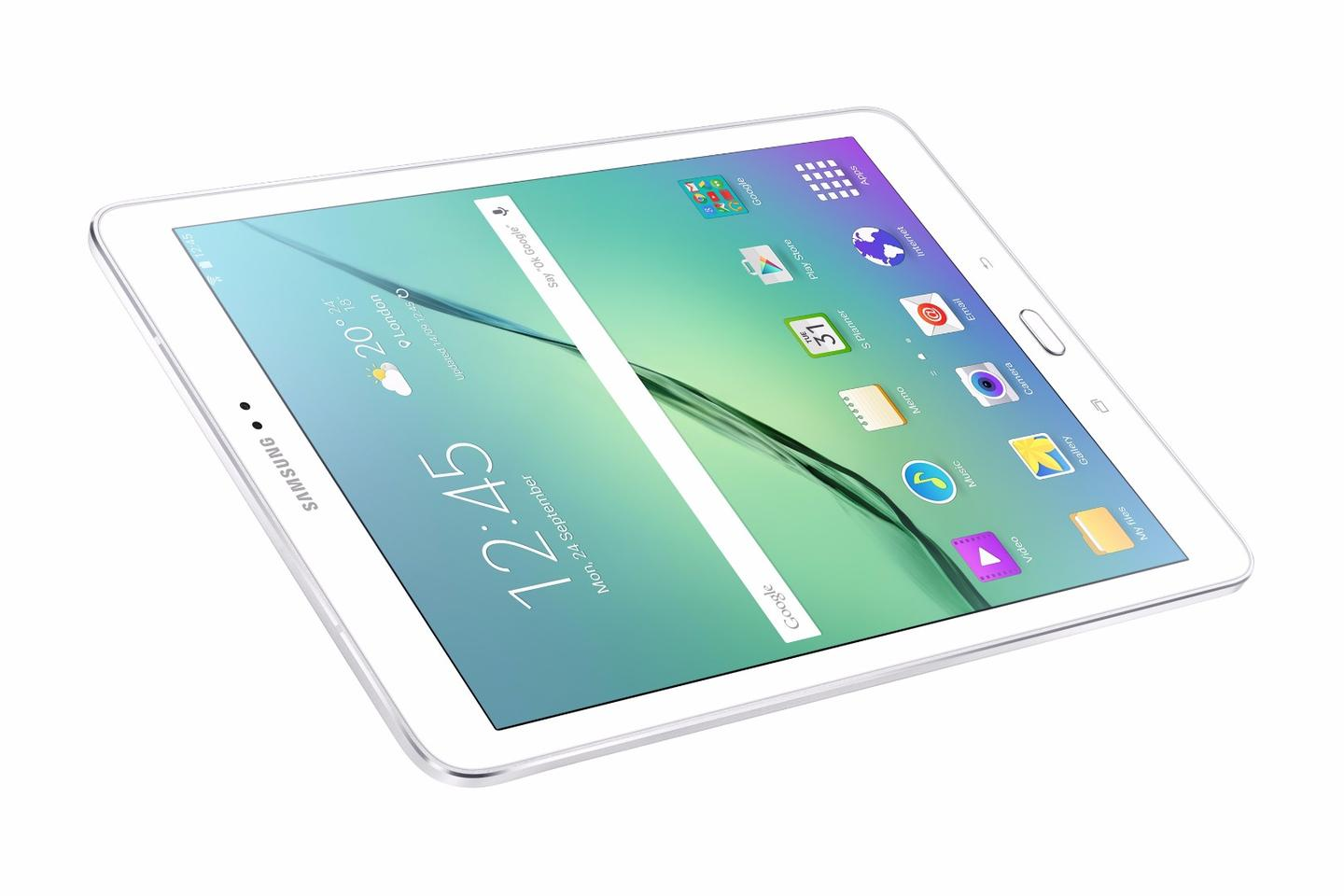 The Galaxy Tab S2 will come in 9.7-inch and 8-inch display options