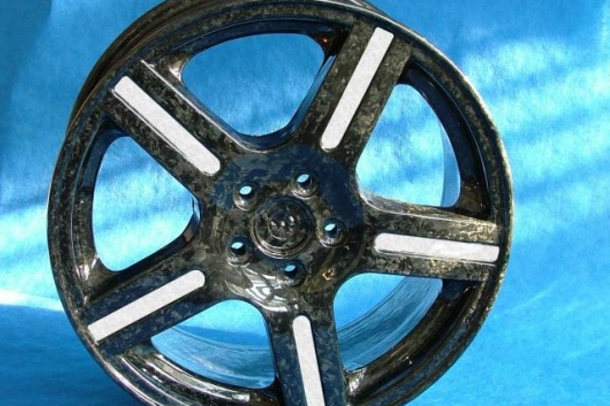 June 16, 2007 Lightweight wheels are a must-have for automotive enthusiasts as they significantly decrease unsprung weight and improve handling characteristics accordingly. Though fiber-composite materials are used in elite motorsport, and promise better