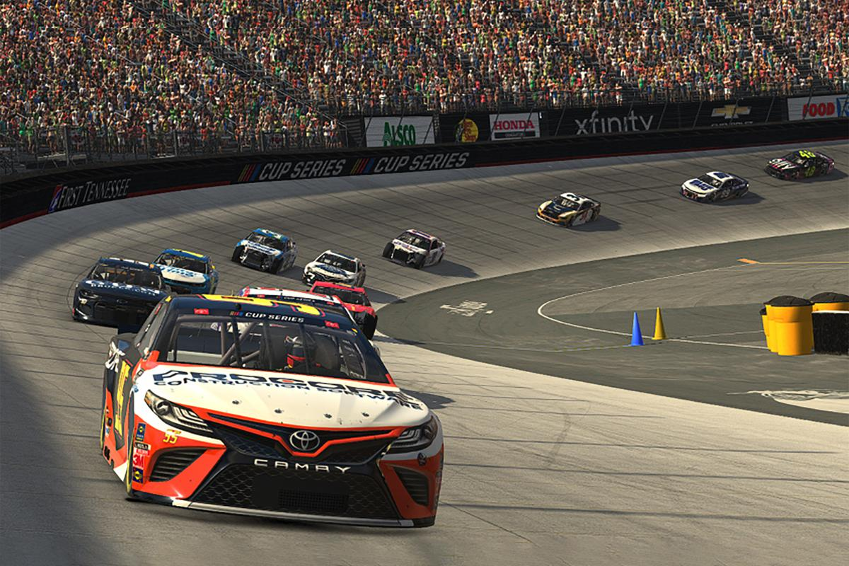 The eNASCAR iRacing Pro Invitational Series moves to virtual Richmond Raceway for the Toyota Owners 150 presented by Toyota, just as was originally planned for the real world series prior to lockdown