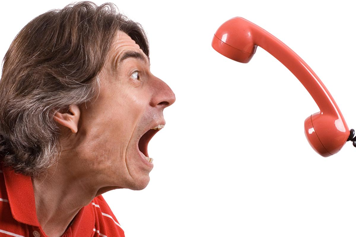 The U.S. FTC is offering a US$50K prize for a solution to the problem of blocking robocalls (Photo: Shutterstock)
