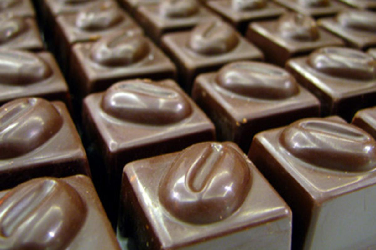 Eating high levels of chocolate could be associated with a significant reduction in the risk of certain cardiovascular disorders (Photo: Kirti Poddar on Flickr)