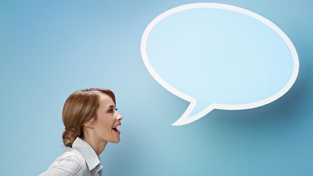 Research from NTNU is attempting to recognize human speech more accurately by detecting how we use our vocal tract to produce sound (Image: Shutterstock)