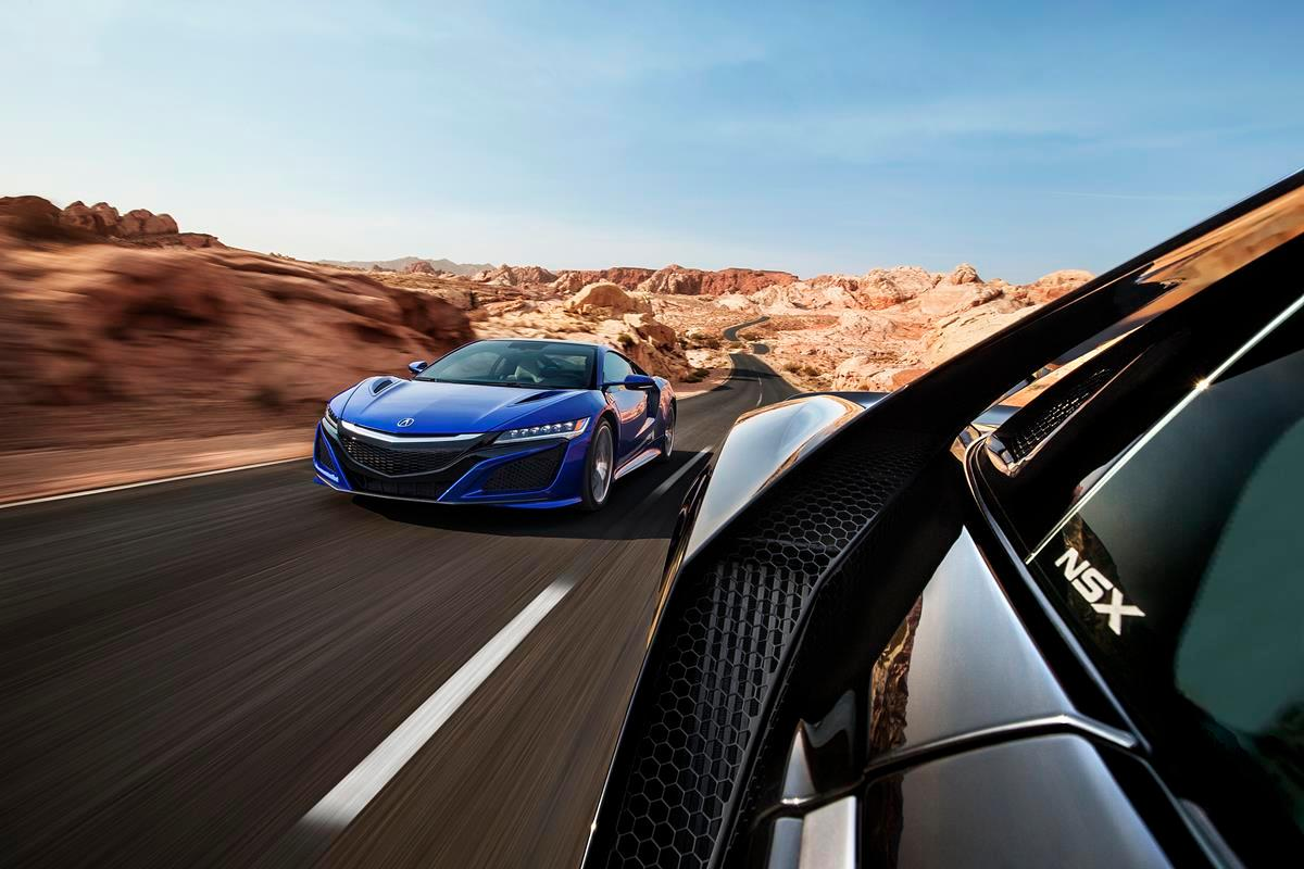The Acura New Sports eXperience (NSX) was first introduced 25 years ago as a supercar from Honda's premium brand