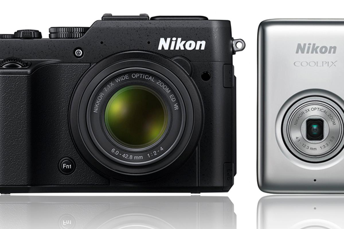 The Nikon Coolpix P7800 and S02 offer modest upgrades to previous models