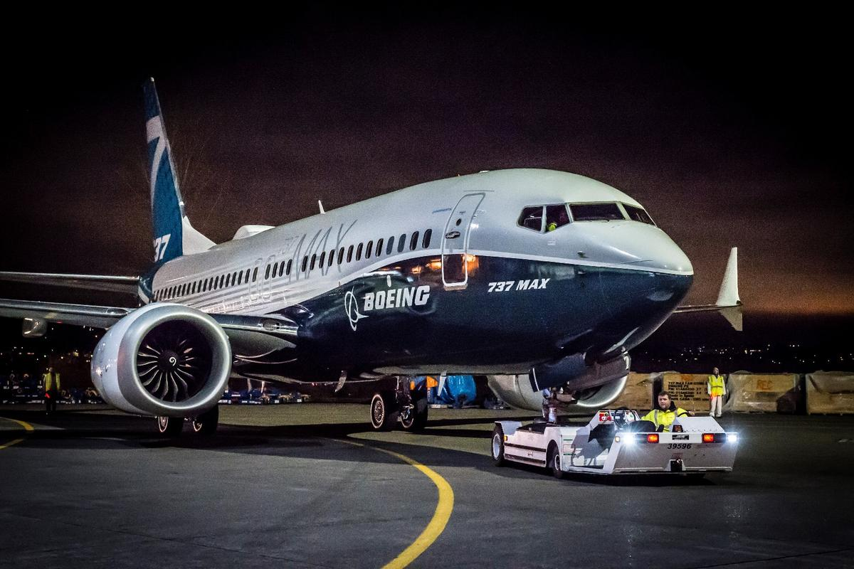 The 737 MAX 7 will take to the air in a few weeks
