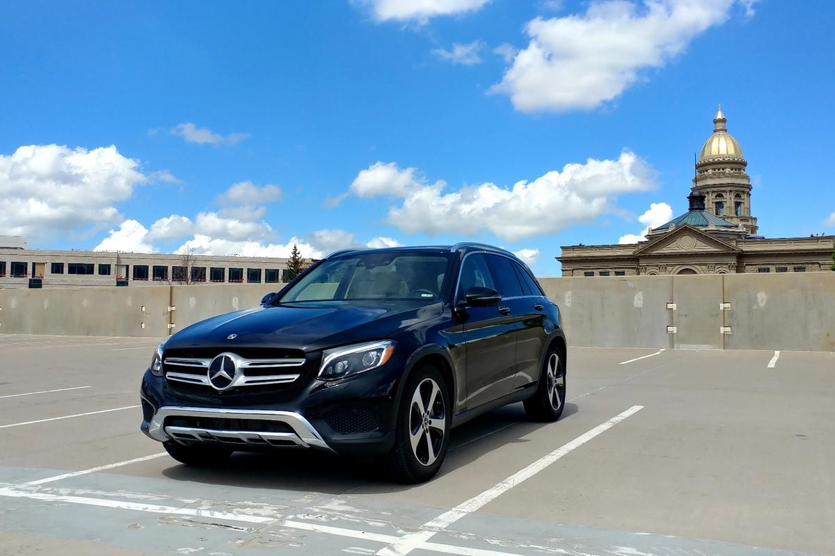 The 2019 Mercedes-Benz GLC 350e uses the 2.0-liter turbo four from the 300 and combines it with an electric motor and small battery pack