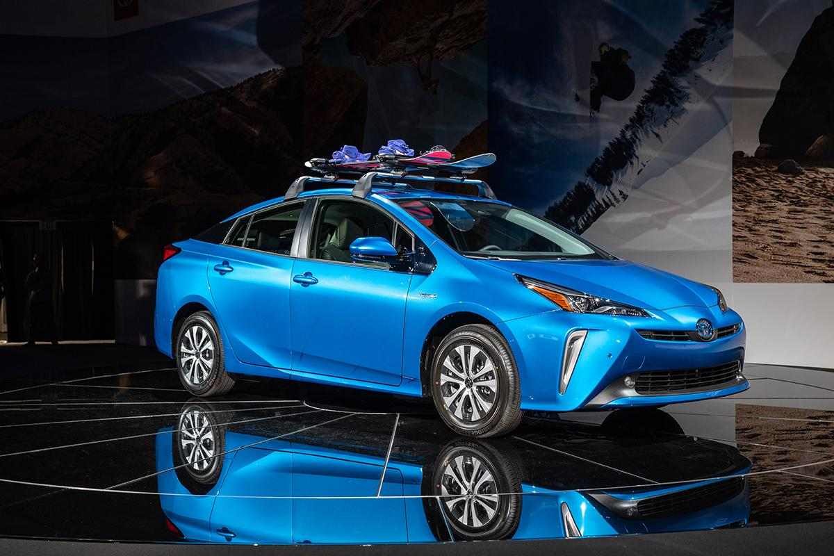 The Toyota Prius with AWD has been a long time coming, with the compact hybrid being front-wheel drive since its inception and debut in the 1990s