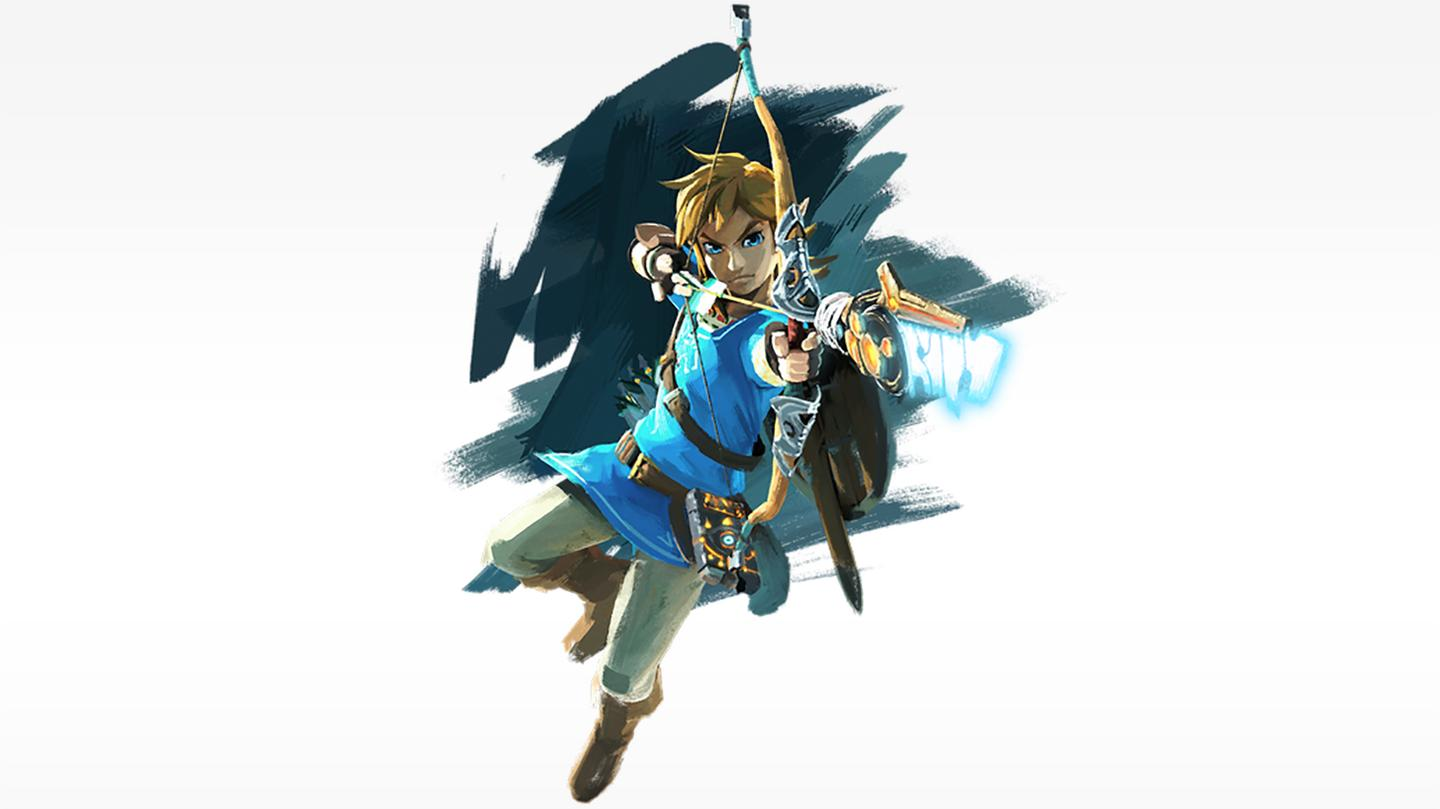 The new Legend of Zelda game will arrive alongside the console in March 2017