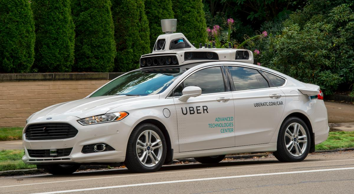 Uber sees real-worldtesting as critical to the success of autonomous driving technology