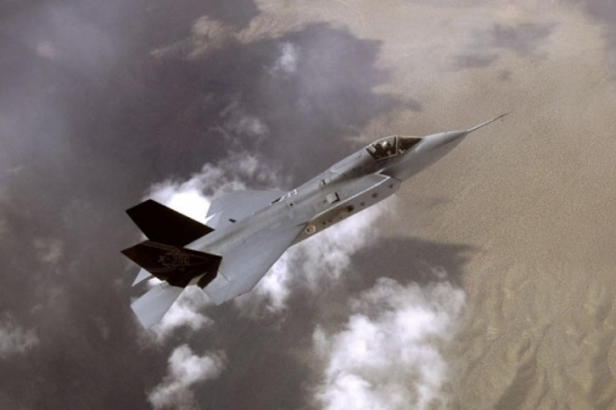 F-35 JSFPhoto: Lockheed Martin