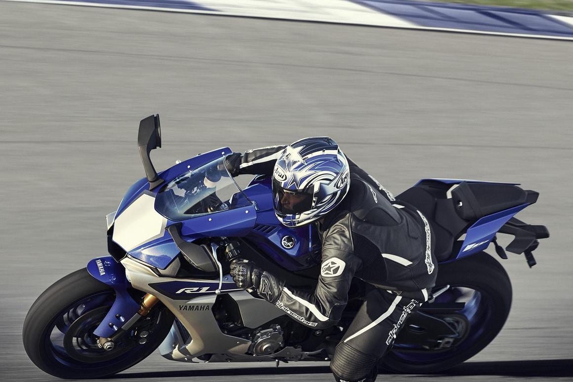 Yamaha unveils MotoGP-inspired, 200-horsepower R1 and R1M