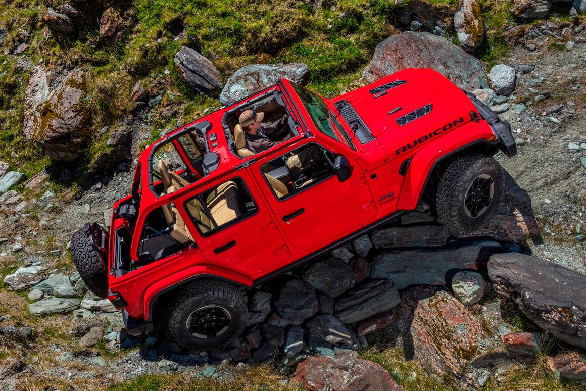 2021 Jeep Wrangler Plug-in Hybrid >> Jeep Wrangler Plug In Hybrid Coming In 2020