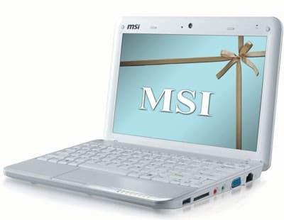 The MSI Wind U100