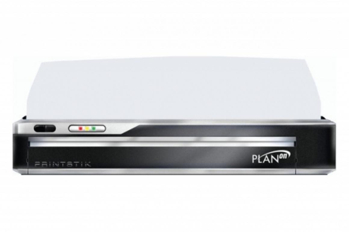Planon Printstik portable printer