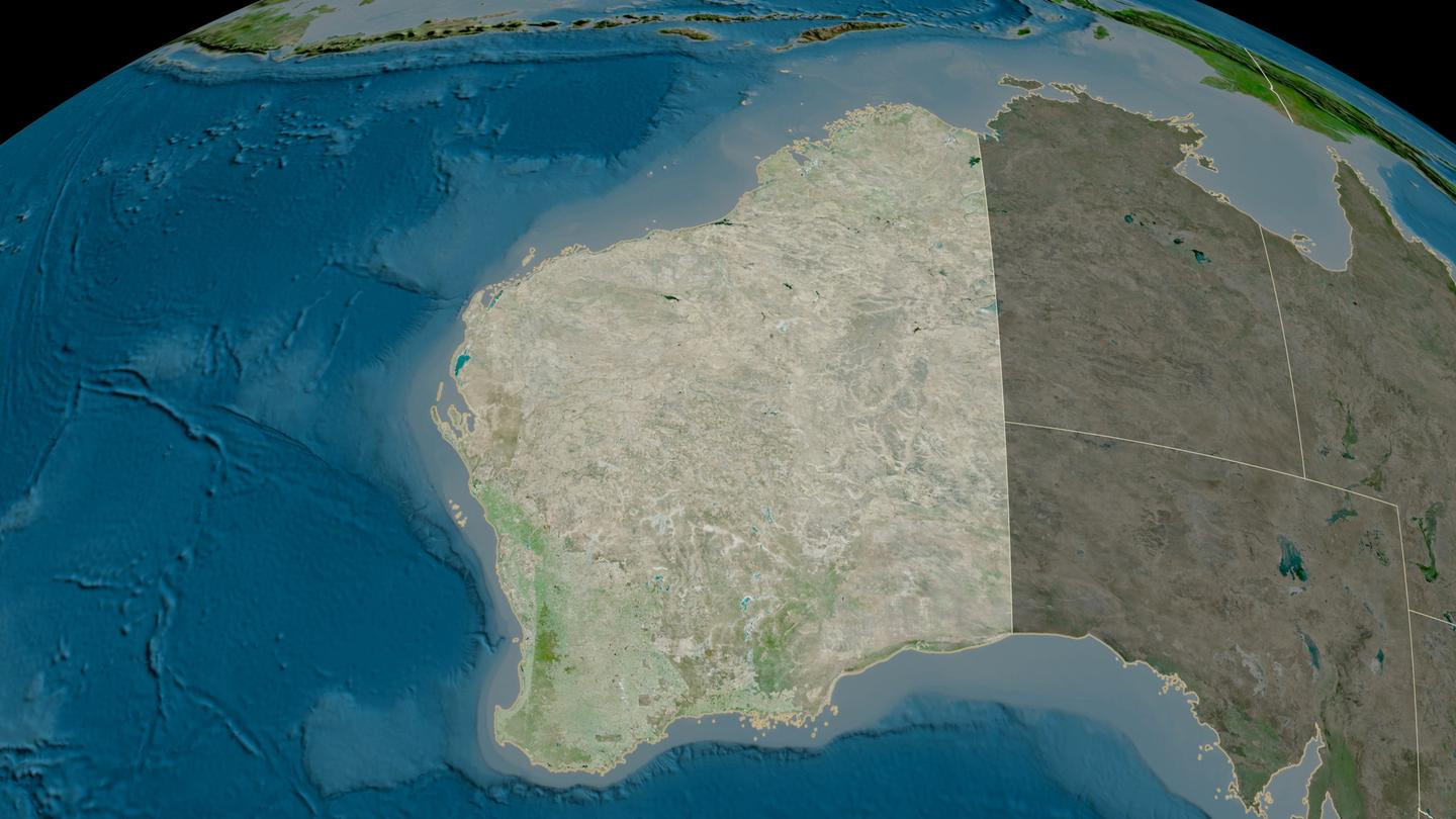 Western Australia is set to host a monster green fuel project, marshaling 50 GW of wind and solar to produce hydrogen and ammonia