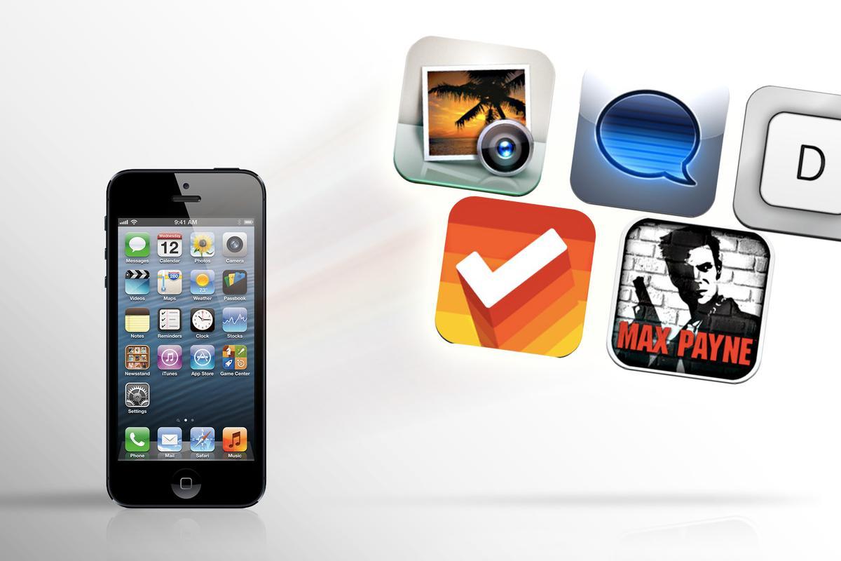 We break down the best iPhone apps of 2012