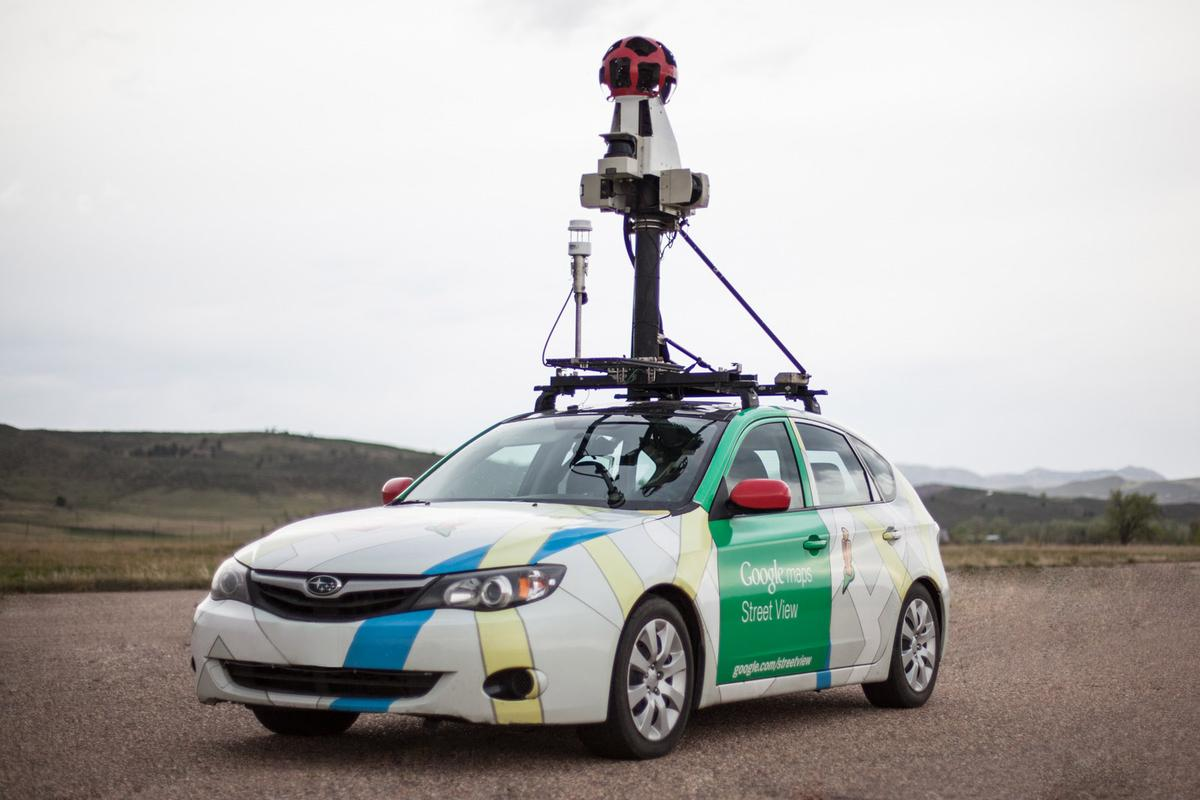 Since Google's Street View cars are constantly roaming our urban corridors, why not incorporate methane-sensing equipment into their cars so accurate data can be generated to better target pipeline repairs?