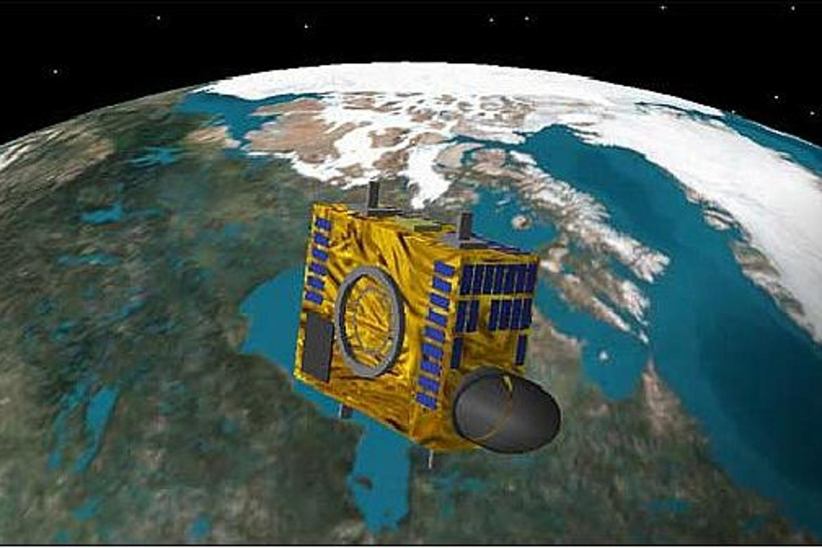 The Canadian Space Agency's NEOSSat will be world's first space telescope for detecting and tracking asteroids and satellites