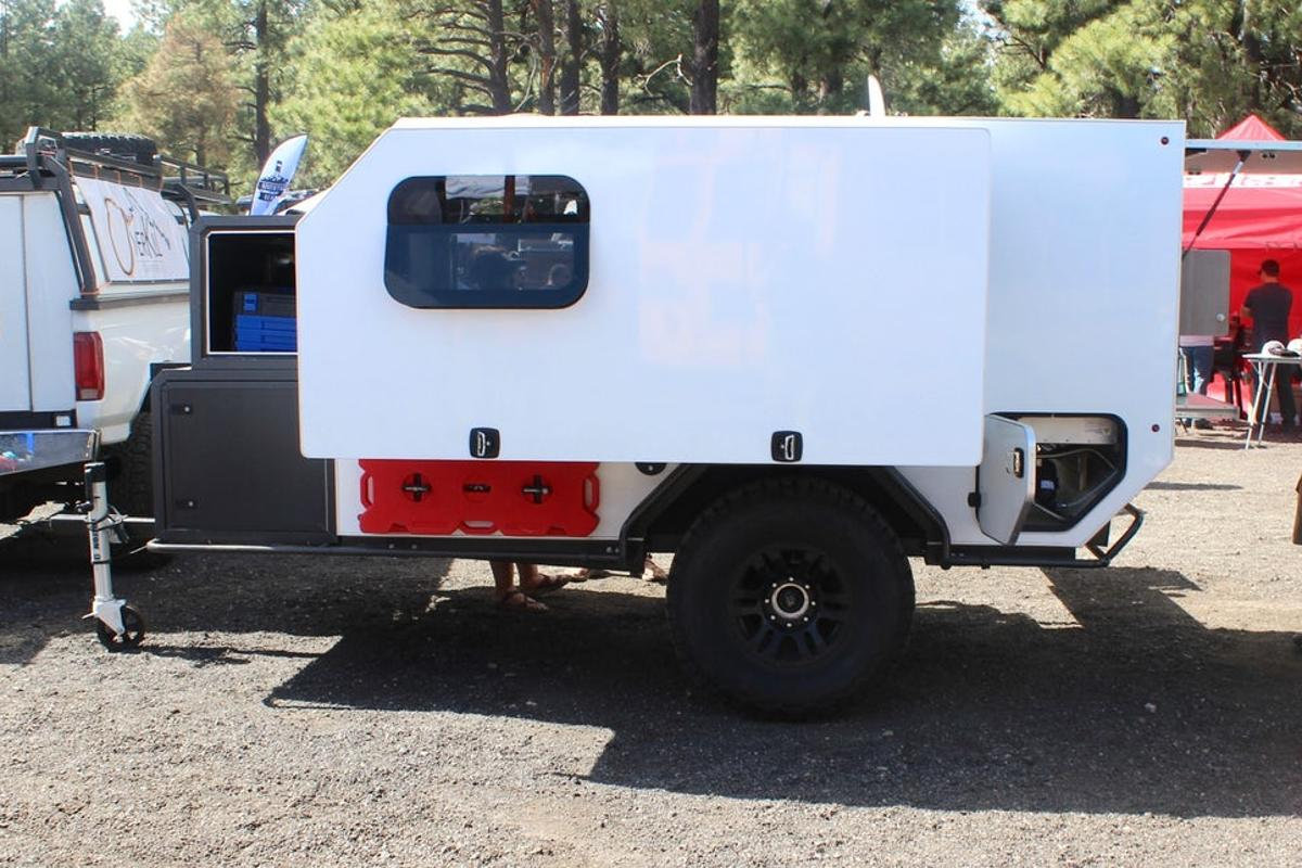 We look at the OverKill S.O.5.10 at Overland Expo West 2018