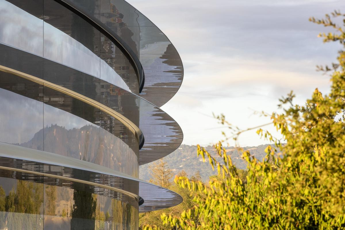 Apple Park will run entirely on renewable energy
