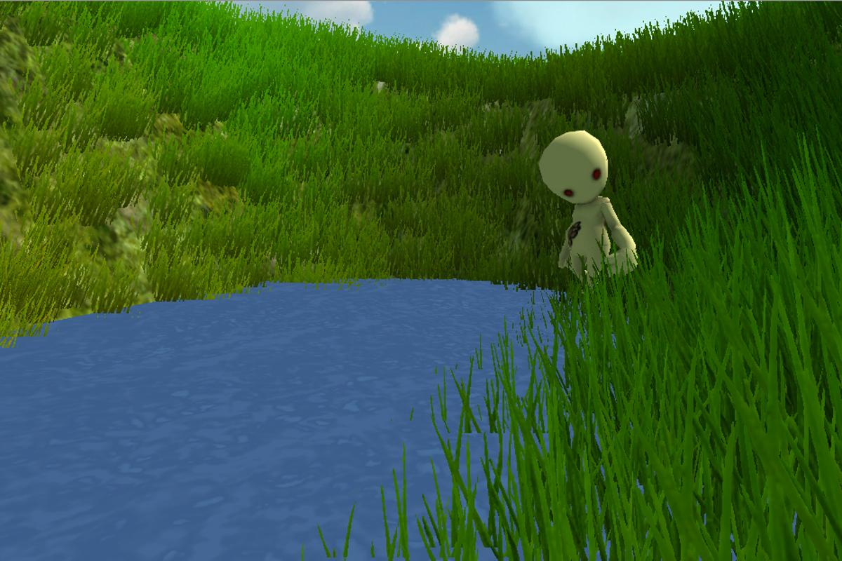 One of the CodeSpells gnomes, that players help using spells written in Java