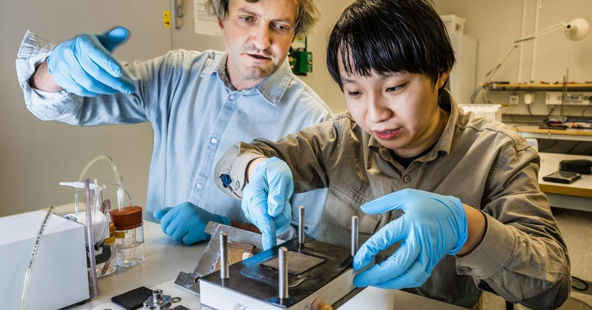 Scientists build first redox flow battery made of all-organic materials