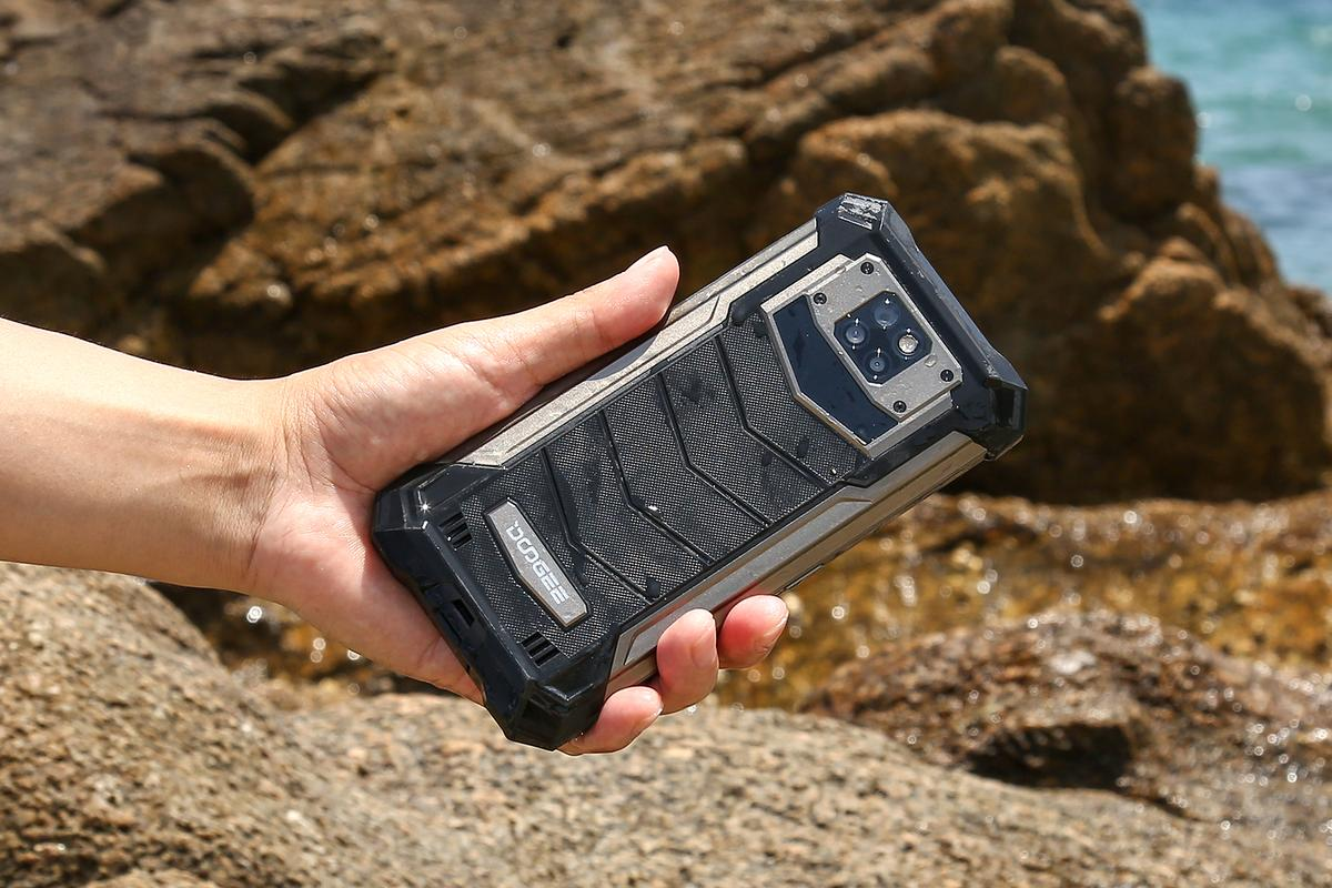 Doogee is once again focusing on toughness with the S88 Plus