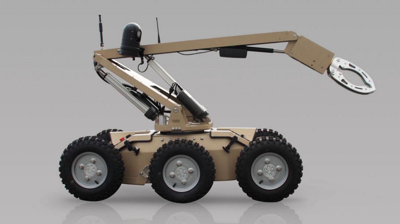Reamda's R-Evolve robot