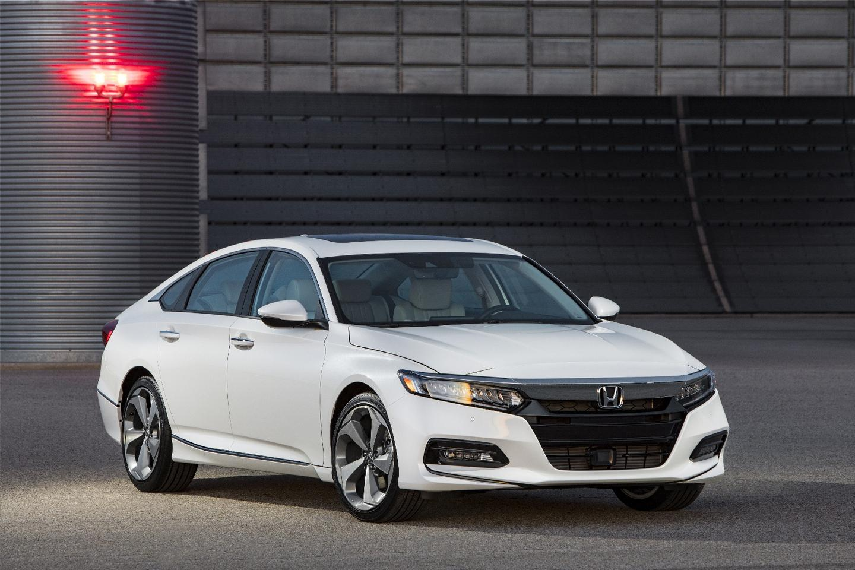 The new Honda Accord has a longer wheelbase than its predecessor