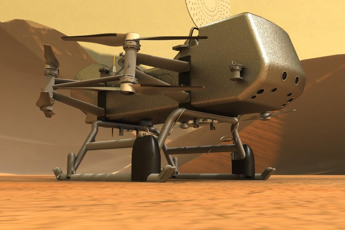 Scientists have outlined the goals and objectives for NASA's upcoming Dragonfly mission to explore Titan