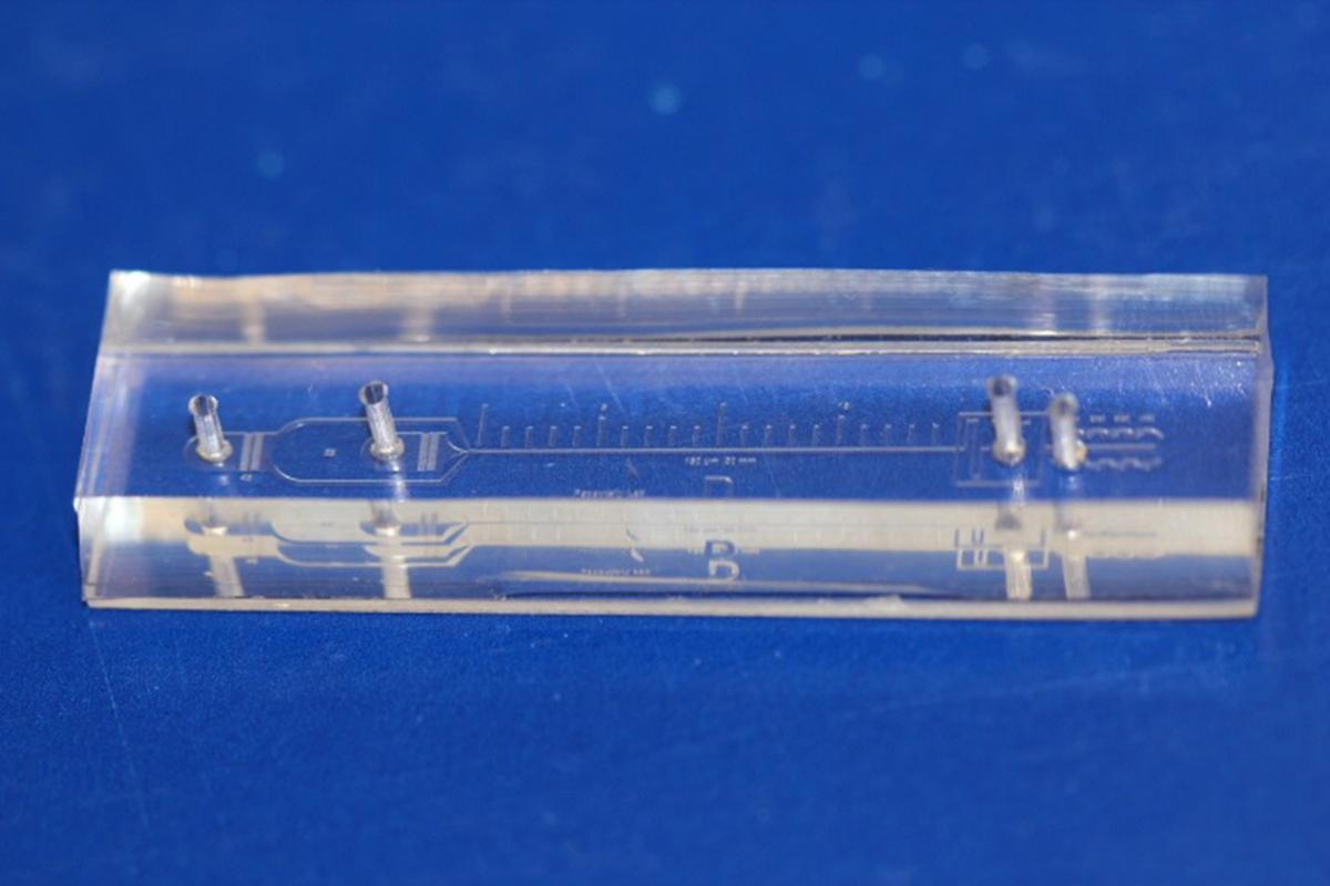 The prototype device can detect over 90 percent of circulating tumor cells in a tiny blood sample