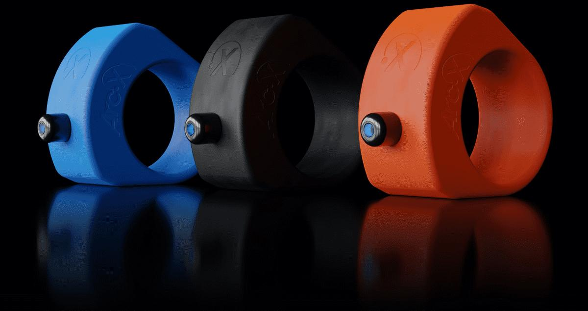 The ArcX will available in color choices of blue, black and orange
