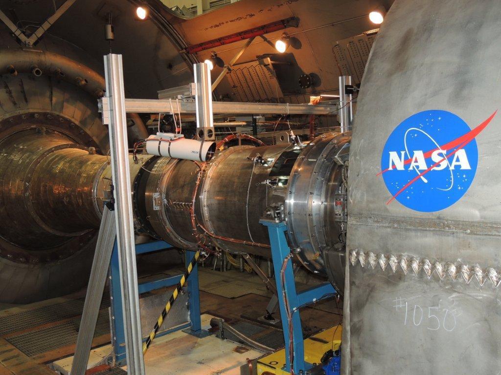 NASA shows that icing inside turbofan engines kills power
