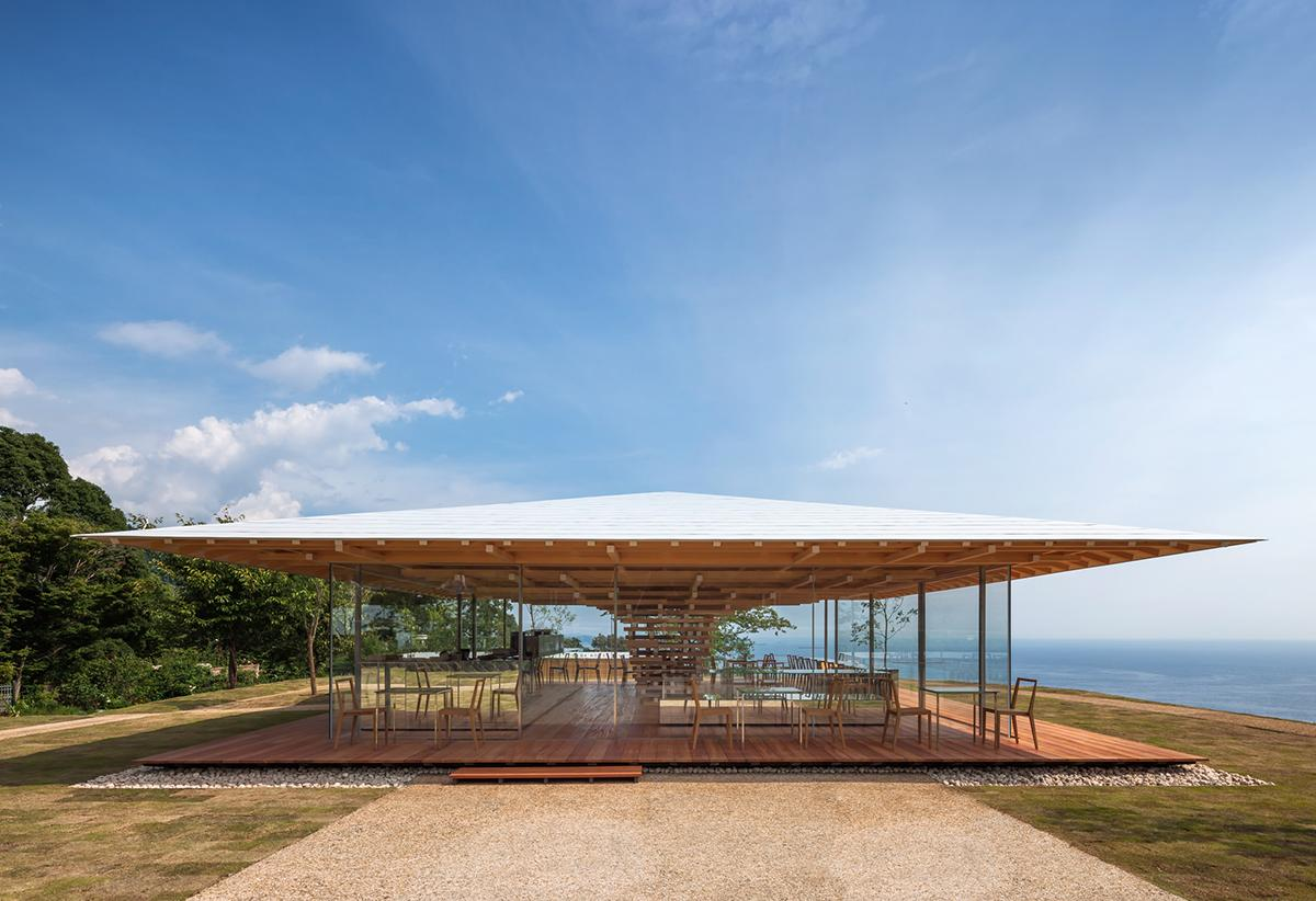 Esteemed Japanese architect Kengo Kuma has conceived of some very innovative structures that make heavy use of natural materials to blend in with their surroundings