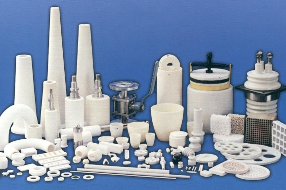 A variety of ceramic products (Photo: CEREL-CC)