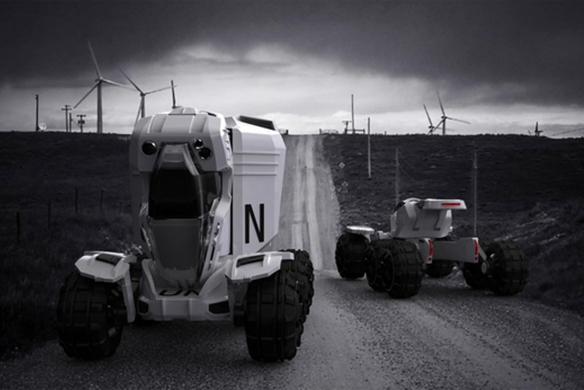 The initial inspiration for the A.N.T came from wanting to design a better vehicle for disaster relief